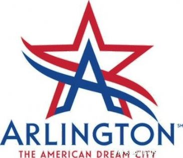 Arlington  (Texas) (USA) (Logo)